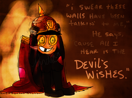 Devil's Wishes by pandabearbam
