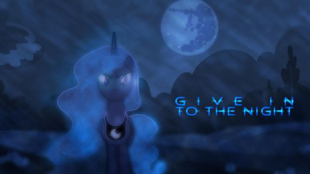 Give Into The Night by SketchMedia
