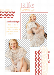 Png Pack 3865 - Elle Fanning by southsidepngs