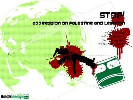 Save Palestine and Lebanon by ilman05