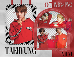 Pack PNG // Taehyung 12 by MidnightInMemories