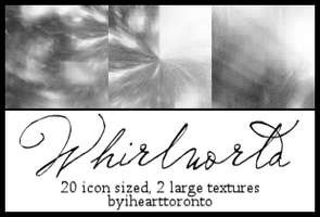 Whirlworld Textures by ihearttoronto