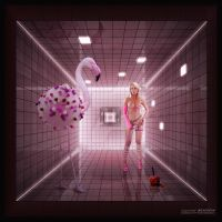 The Pink Room by lbenson