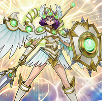 Power Angel Valkyria by Yugi-Master