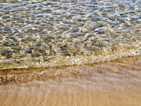 Crystal Clear Water IV by Baq-Stock