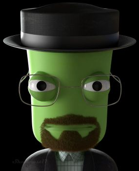 Kerbal Heisenberg by shadowst17