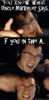Uncle Markiplier Says... by serafina0208
