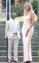 Football player with taller wife by lowerrider