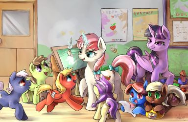 Little Hearts by Audrarius
