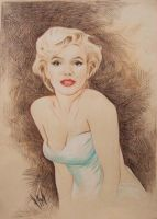 Marilyn by SweetChile