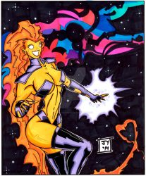 Starfire by John Yuan by TheYuanTwins