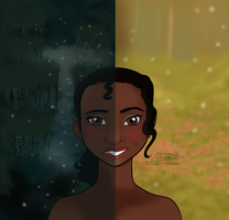 Tiana's Journey by Vivaceraith
