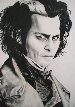 Sweeney Todd by LianneC