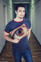 Look into my eyes #3 by andreimogan