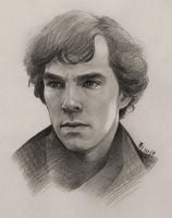 Sherlock by TendaLee