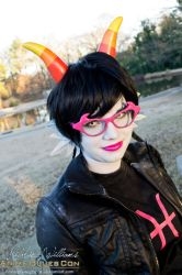 Meenah [Homestuck] by FarorePhotography
