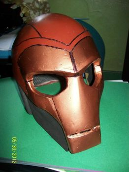 Iron Man By Design Helmet by JohnnyMuffintop
