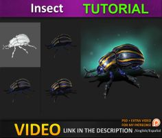 Insect Tutorial by JesusAConde