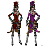 Borderlands: Mad Moxxi Pack. by OGLoc069