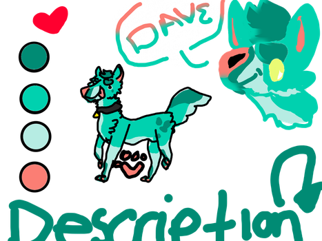 Dave Adopt  by WhatHaveIDone2You