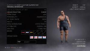 The Trash Man is now in WWE2K17! by Some-Crappy-Edits