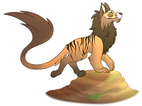 AT: Talift by Dragon-Scratch