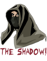 ZOE TShirt: The Shadow! by ProdigyDuck