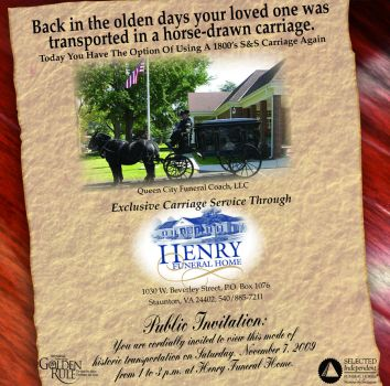 Henry Funeral Home by Rebecca329