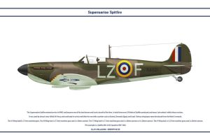 Spitfire Mk I GB 66 Sqn by WS-Clave
