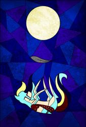 Fall of the Moon by Magic92
