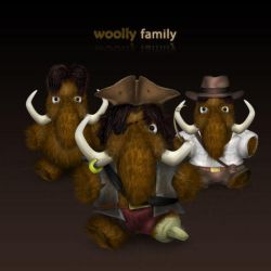 Woolly Family by Chozo-MJ