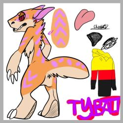 Tybalt by FloralWings