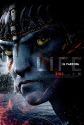 Poster provisional de AVATAR 2 by jphomeentertainment