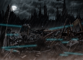 After the Day of Judgment (Terminator inspired) by ransie84
