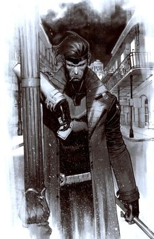 Gambit Commission by ZurdoM