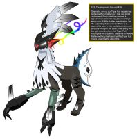 Silvally: Necrozma Armor (Reddit Contest Entry)
