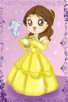 Chibi Belle by susieecool