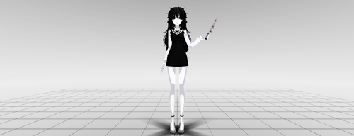 MMD - Jane the Killer V2 + DL by KyoshiShion