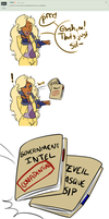 P-NO: Ask 1 - Full of Seclets by qnerdi