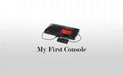 My First Console by Mazzy12345