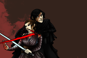 Reylo Trash by Fanglicious