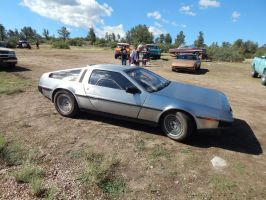 1981 DeLorean DMC-12 by CadillacBrony