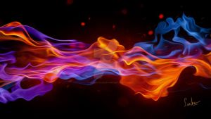 fire-abstract-HD-wallpaper by webportalim