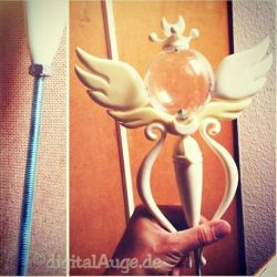 Sailor Moon - Holy Moon Chalice Prop #20 by digitalAuge