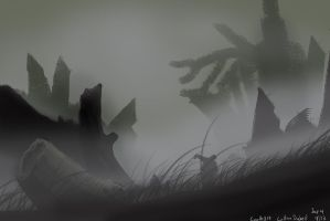 Fog Zombies by Coolb3rt