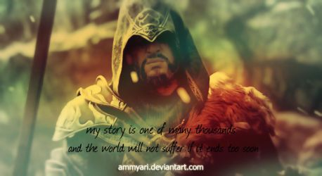My story is one of many thousands by Ammyari