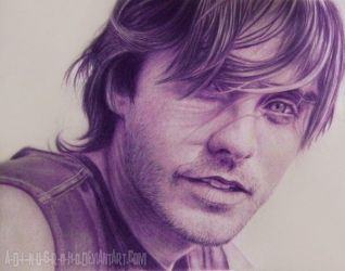 Jared Leto 30 Seconds To Mars by im-sorry-thx-all-bye