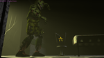 An interview  (SFM:FNaF3) by RealzMT-Productions