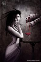 worms wine by FASSLAYER
