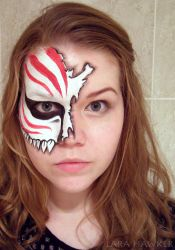 Bleach mask practise by larahawker